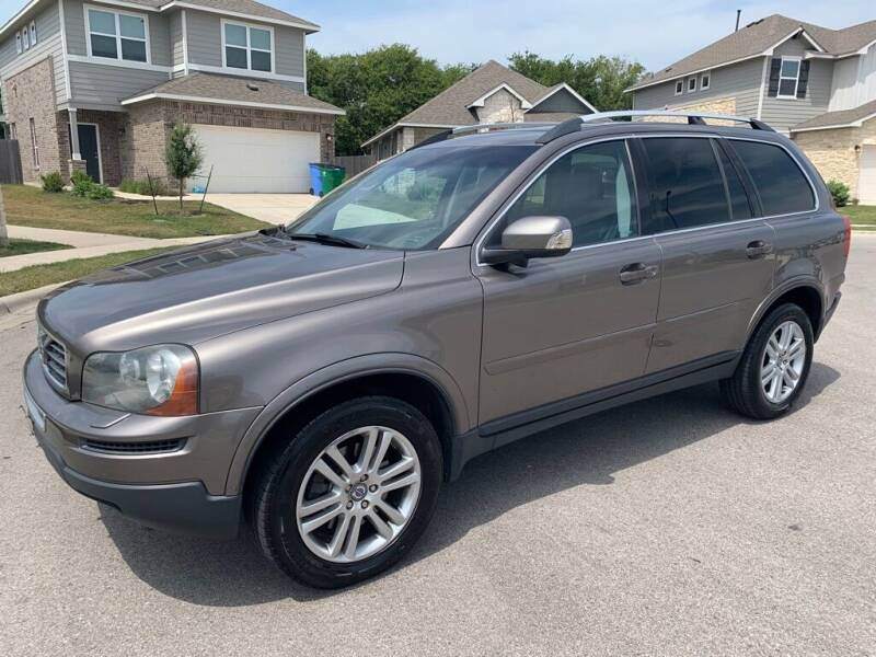 2010 Volvo XC90 for sale at Bells Auto Sales in Austin TX