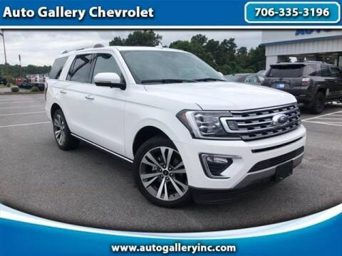 2020 Ford Expedition for sale at Auto Gallery Chevrolet in Commerce GA