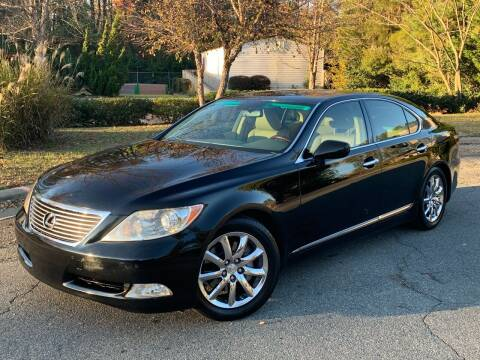 2007 Lexus LS 460 for sale at Triangle Motors Inc in Raleigh NC