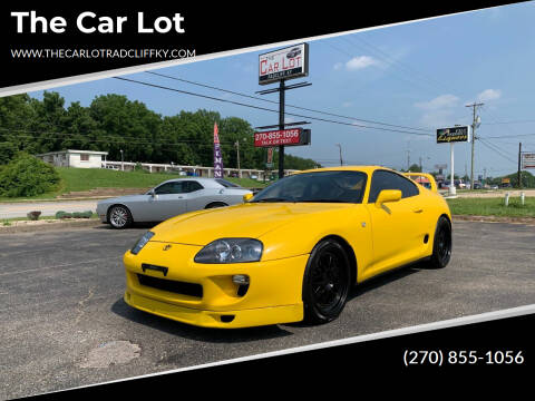 1994 Toyota Supra for sale at The Car Lot in Radcliff KY