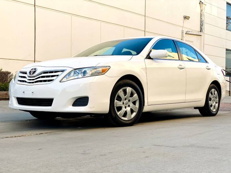 2011 Toyota Camry for sale at New City Auto - Retail Inventory in South El Monte CA