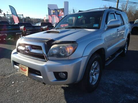 2007 Toyota 4Runner for sale at P J McCafferty Inc in Langhorne PA