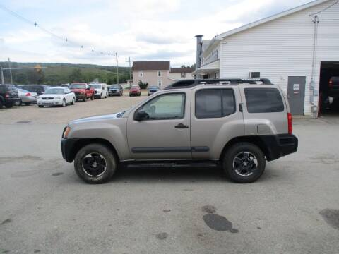 2007 Nissan Xterra for sale at ROUTE 119 AUTO SALES & SVC in Homer City PA