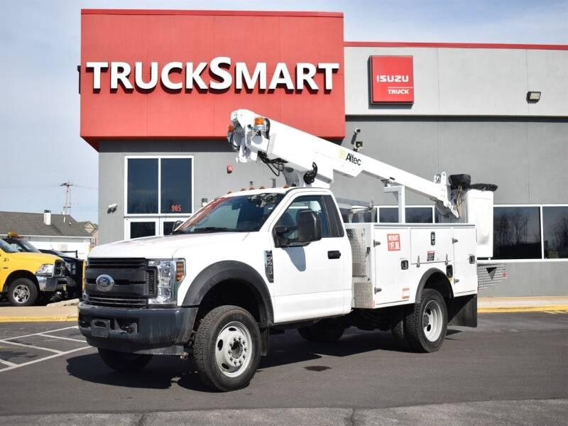 2018 Ford F-450 Super Duty for sale at Trucksmart Isuzu in Morrisville PA