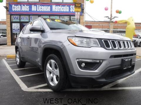 2018 Jeep Compass for sale at West Oak in Chicago IL