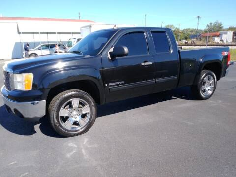 2007 GMC Sierra 1500 for sale at Big Boys Auto Sales in Russellville KY