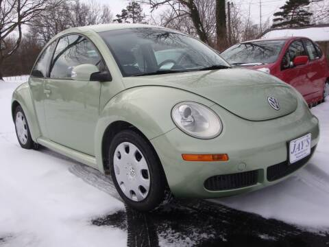 2010 Volkswagen New Beetle for sale at Jay's Auto Sales Inc in Wadsworth OH