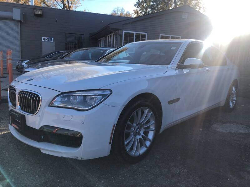 2015 BMW 7 Series for sale at Champs Auto Sales in Detroit MI