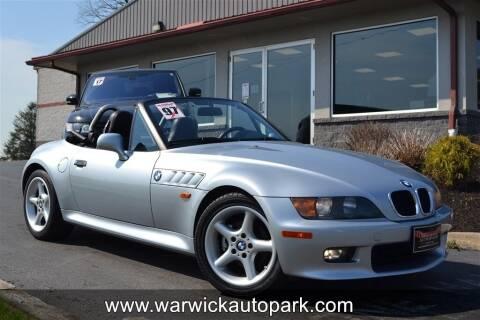 1997 BMW Z3 for sale at WARWICK AUTOPARK LLC in Lititz PA