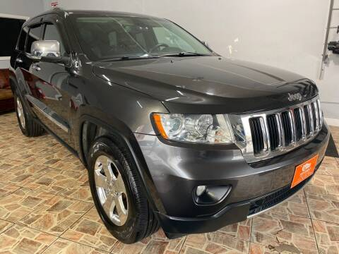 2011 Jeep Grand Cherokee for sale at TOP SHELF AUTOMOTIVE in Newark NJ