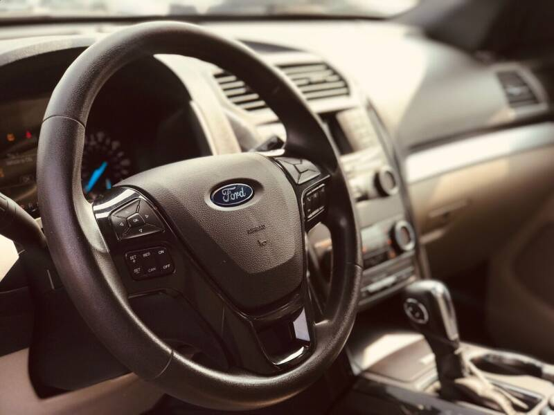 2018 Ford Explorer AWD 4dr SUV - Morristown TN