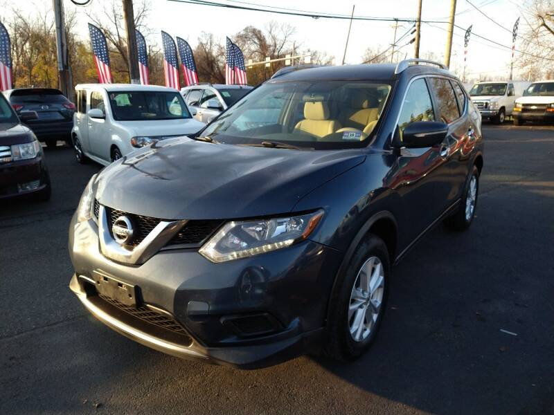 2015 Nissan Rogue for sale at P J McCafferty Inc in Langhorne PA