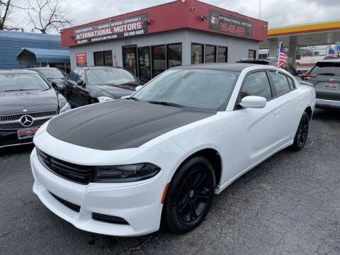 2020 Dodge Charger for sale at International Motors in Laurel MD