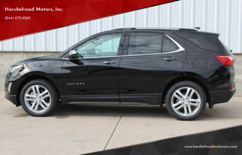 2020 Chevrolet Equinox for sale at Harchelroad Motors, Inc. in Imperial NE