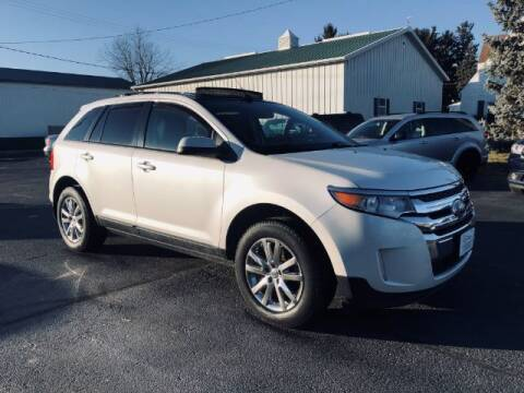2014 Ford Edge for sale at Tip Top Auto North in Tipp City OH