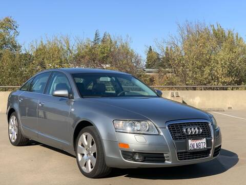 2007 Audi A6 for sale at AutoAffari LLC in Sacramento CA
