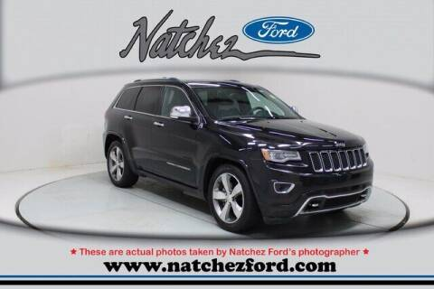 2014 Jeep Grand Cherokee for sale at Auto Group South - Natchez Ford Lincoln in Natchez MS