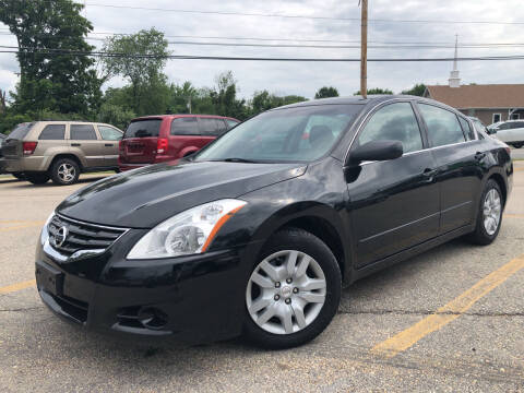 2012 Nissan Altima for sale at J's Auto Exchange in Derry NH