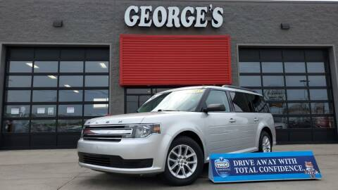 2015 Ford Flex for sale at George's Used Cars - Pennsylvania & Allen in Brownstown MI