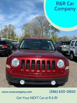 2012 Jeep Patriot for sale at R&R Car Company in Mount Clemens MI