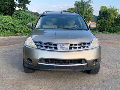 2007 Nissan Murano for sale at Car ConneXion Inc in Knoxville TN