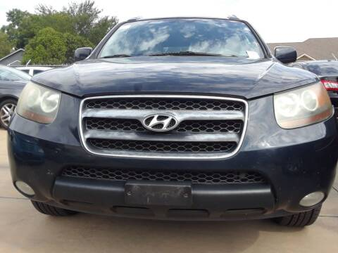 2007 Hyundai Santa Fe for sale at Auto Haus Imports in Grand Prairie TX