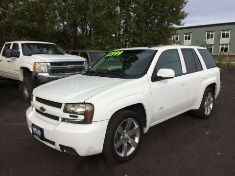 2006 Chevrolet TrailBlazer for sale at Delta Car Connection LLC in Anchorage AK