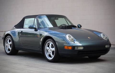 1995 Porsche 911 for sale at MS Motors in Portland OR