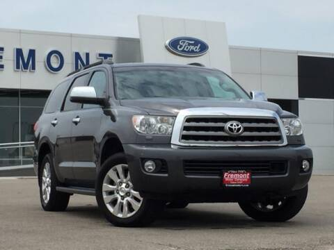 2015 Toyota Sequoia for sale at Rocky Mountain Commercial Trucks in Casper WY
