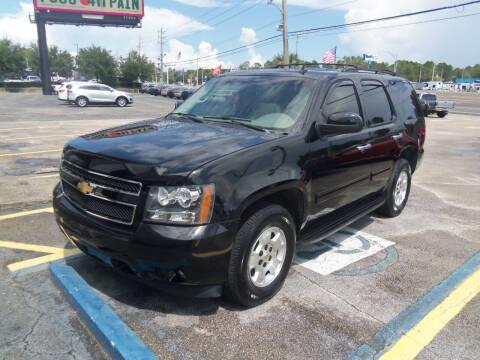 2013 Chevrolet Tahoe for sale at ORANGE PARK AUTO in Jacksonville FL
