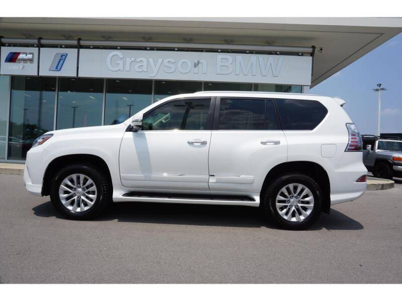 2018 Lexus GX 460 for sale in Knoxville, TN