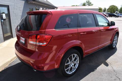 2017 Dodge Journey for sale at Heritage Automotive Sales in Columbus in Columbus IN