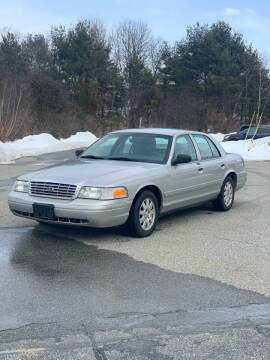 2008 Ford Crown Victoria for sale at Westford Auto Sales in Westford MA