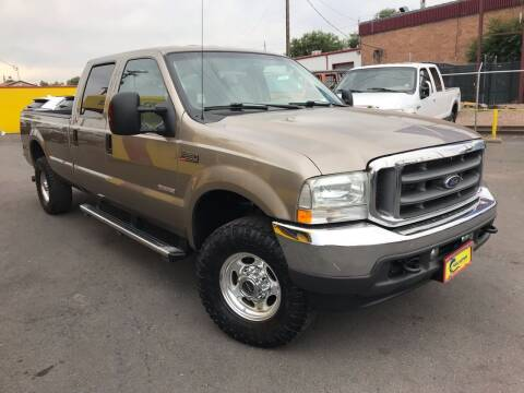2004 Ford F-250 Super Duty for sale at New Wave Auto Brokers & Sales in Denver CO