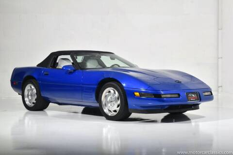 1994 Chevrolet Corvette for sale at Motorcar Classics in Farmingdale NY