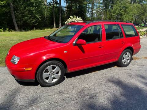 2003 Volkswagen Jetta for sale at Amherst Street Auto in Manchester NH