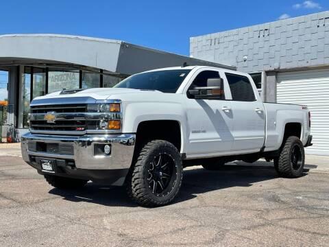 2019 Chevrolet Silverado 2500HD for sale at ARIZONA TRUCKLAND in Mesa AZ