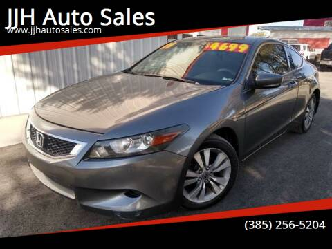 2009 Honda Accord for sale at JJH Auto Sales in Salt Lake City UT
