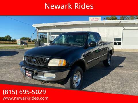 1998 Ford F-150 for sale at Newark Rides in Newark IL