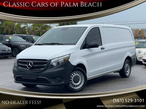 2017 Mercedes-Benz Metris for sale at Classic Cars of Palm Beach in Jupiter FL