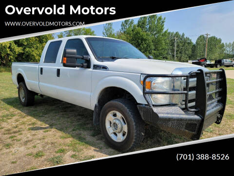 2015 Ford F-350 Super Duty for sale at Overvold Motors in Detroit Lakes MN