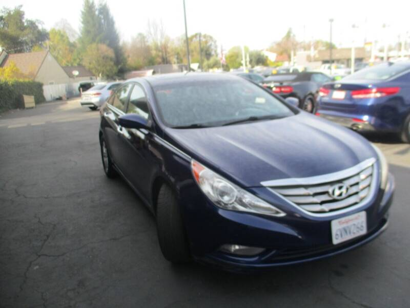 2011 Hyundai Sonata for sale at Quick Auto Sales in Modesto CA