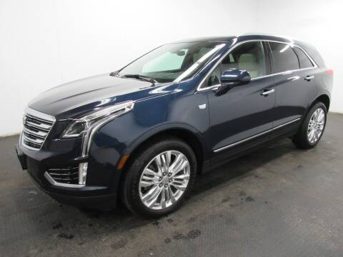 2017 Cadillac XT5 for sale at Automotive Connection in Fairfield OH