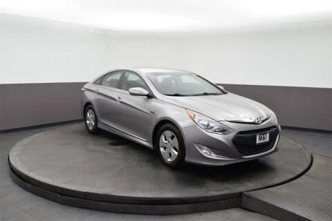2012 Hyundai Sonata Hybrid for sale at M & I Imports in Highland Park IL