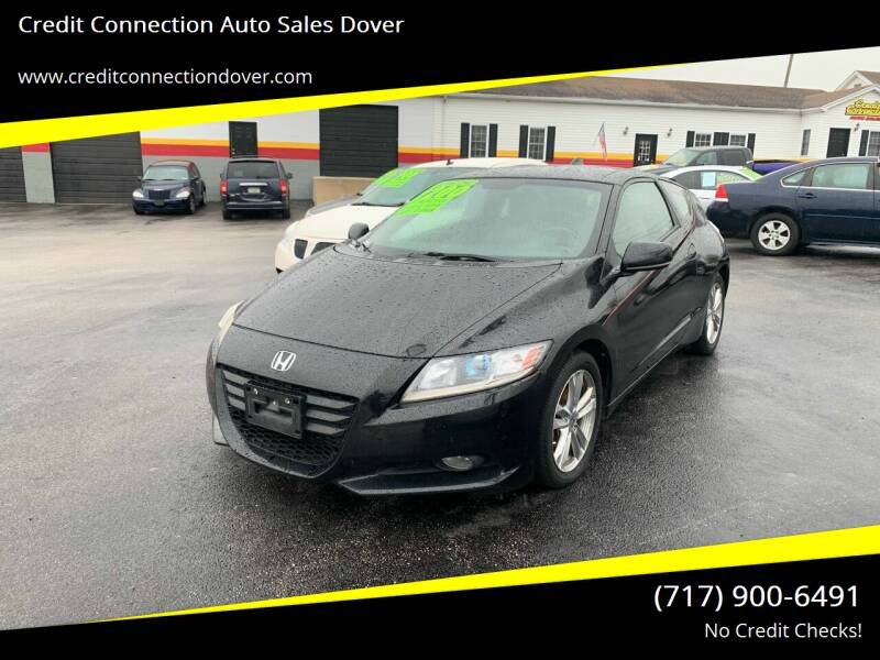 2011 Honda CR-Z for sale at Credit Connection Auto Sales Dover in Dover PA