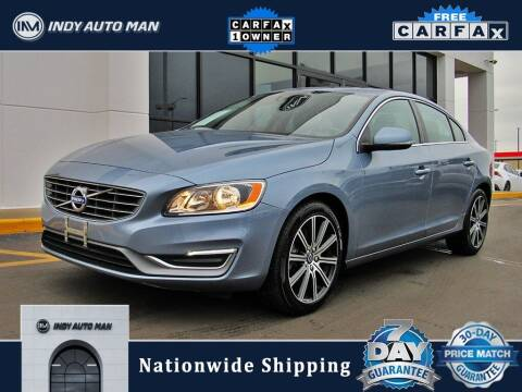 2018 Volvo S60 for sale at INDY AUTO MAN in Indianapolis IN
