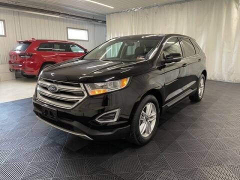 2017 Ford Edge for sale at Monster Motors in Michigan Center MI