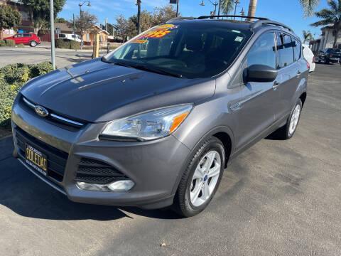2014 Ford Escape for sale at Soledad Auto Sales in Soledad CA