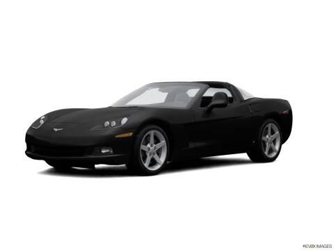 2007 Chevrolet Corvette for sale at SULLIVAN MOTOR COMPANY INC. in Mesa AZ