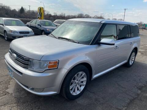 2012 Ford Flex for sale at Auto Tech Car Sales in Saint Paul MN